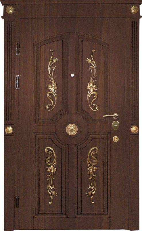 двери металлические входные бронированые